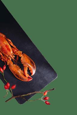 EXTER - menukaart - kreeft
