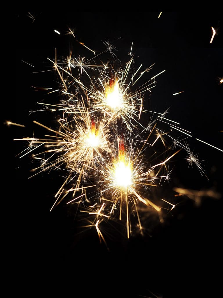EXTER - oudjaar - vuurwerk